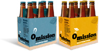 Omission Gluten Free Beer